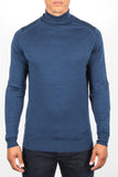 'Richards' Roll Neck Sweater