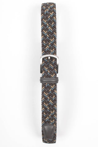 Multi-Color Woven Belt