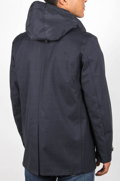 Weather-Repellent Jacket