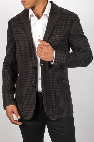 Checked Sport Jacket