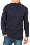 Thetford Button Neck Sweater