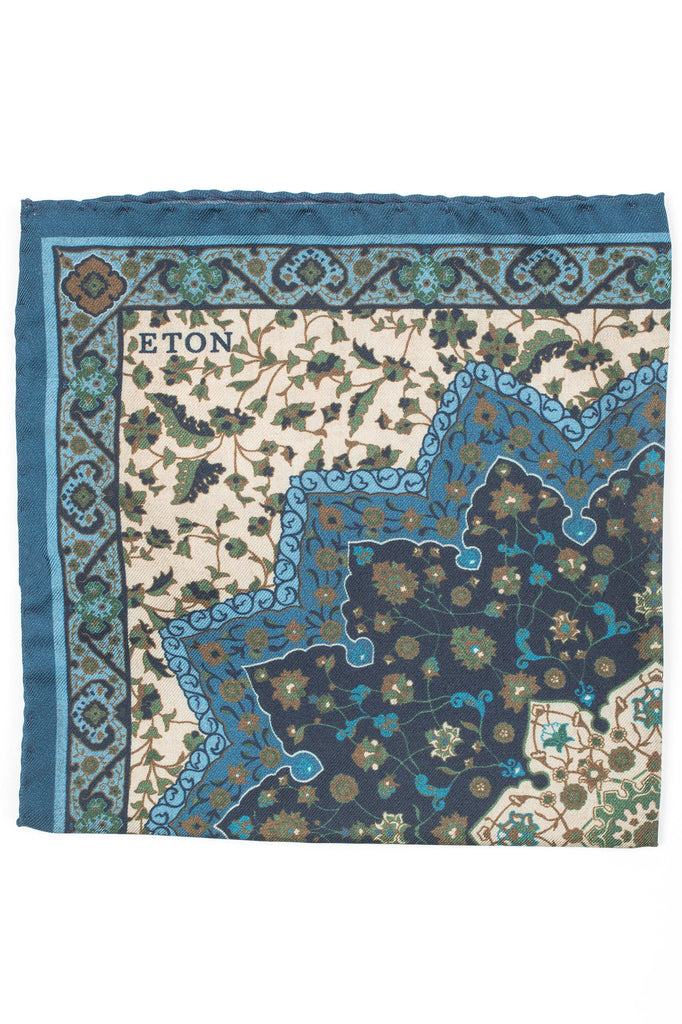 Persian Printed Pocket Square