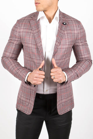 Windowpane Sport Jacket