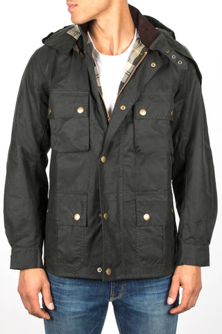 Waxed Cotton Jacket
