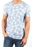 Botanical Pattern T-Shirt
