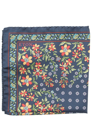 Persian Motif Pocket Square