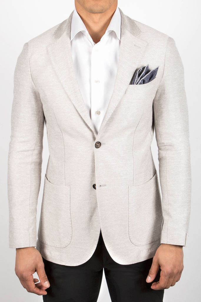 Single-Breasted Sport Jacket