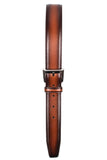 Burnished-Leather Belt