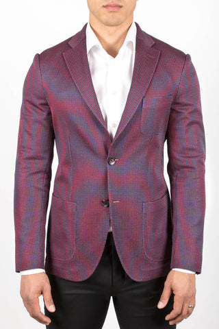 Jersey Unstructured Jacket