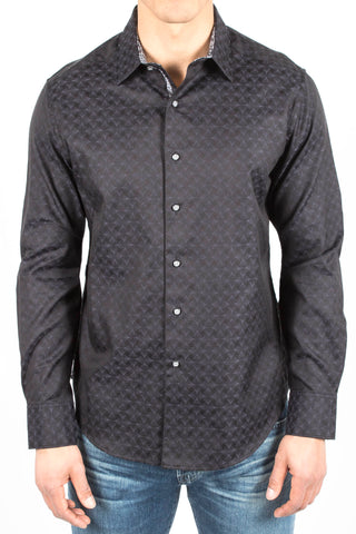 'Diamante' Sport Shirt