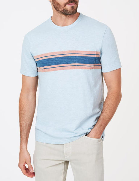 Surf Stripe Pocket T-Shirt