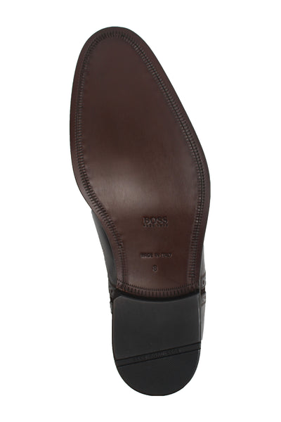 Brogue Double Monkstrap Shoe