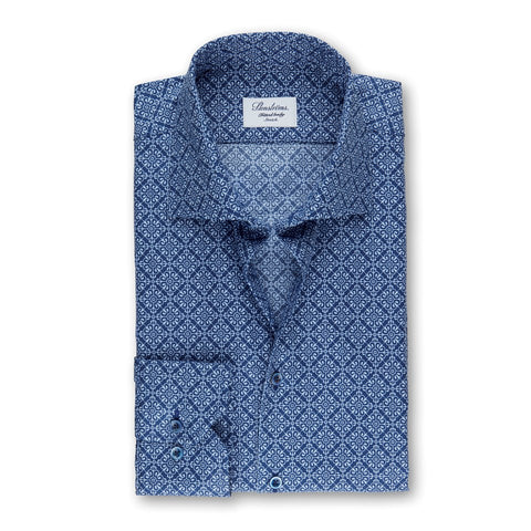 Medallion Patterned Shirt