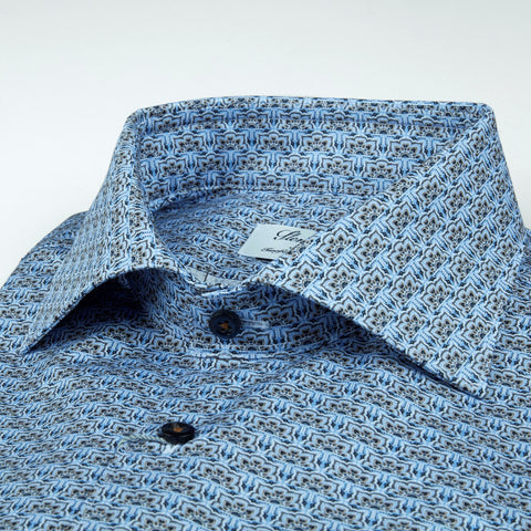 Fitted Body - Medallion Shirt