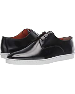 Doyle Leather Lace-Up