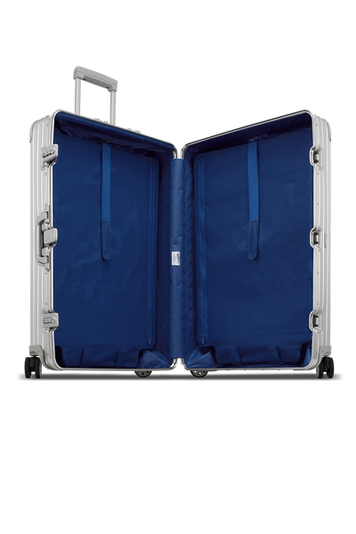Rimowa Aluminum Hard Sided Luggage