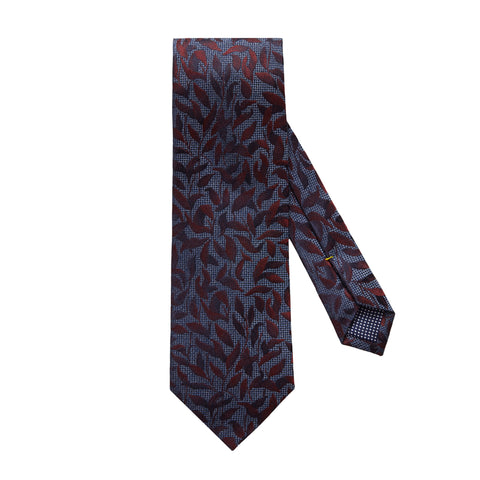 Flower Patterned Tie