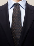 Dotted Blend Tie