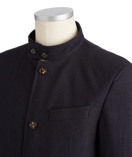 Unstructured Sports Jacket