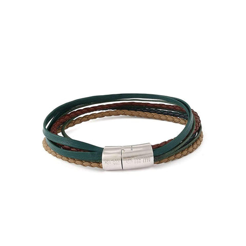 Multi-Strand Cobra Bracelet (Large)