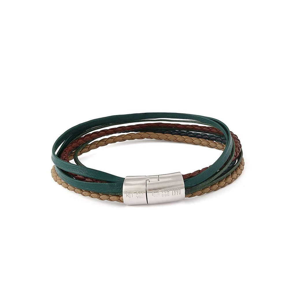 Multi-Strand Cobra Bracelet (Medium)