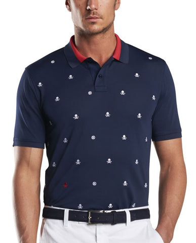 Skull and Tees Polo