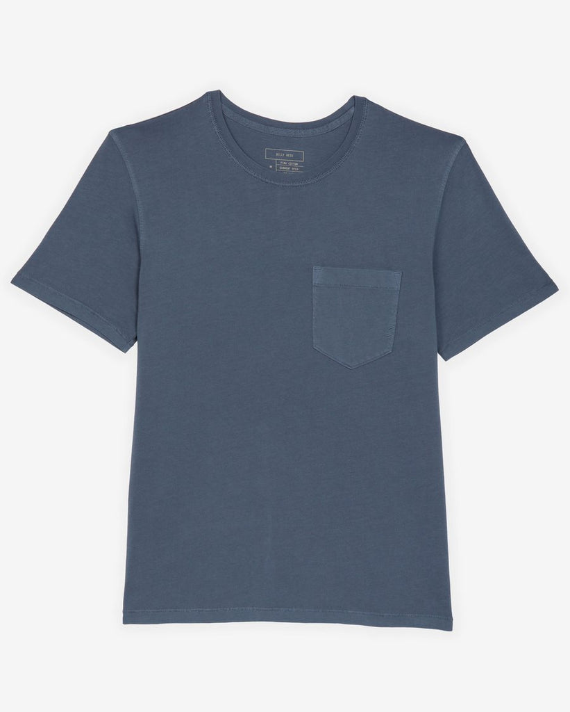 Washed Pocket T-Shirt