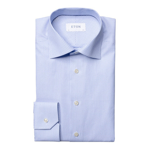 Button-Up Polo Shirt