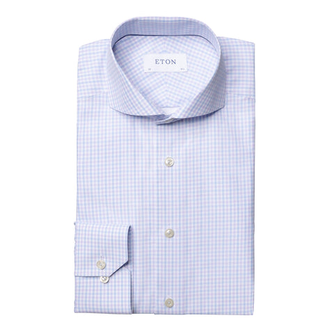 Solid Dress Shirt