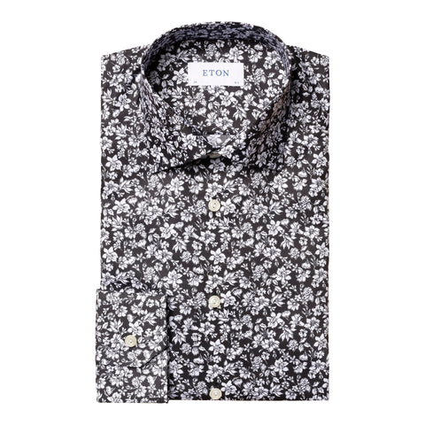 Slim Fit - Floral Shirt