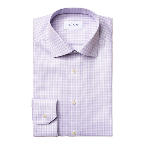 Contemporary Fit - Checked Shirt