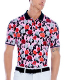Roses Polo Shirt