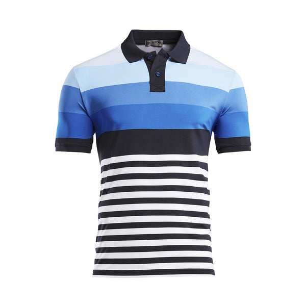 Gradient Polo Shirt