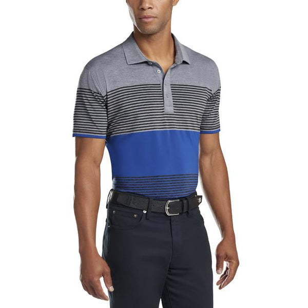 Transition Stripe Polo