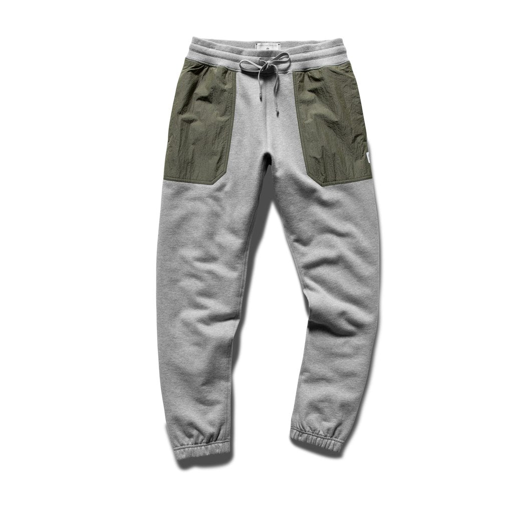 Cuffed Sweatpant