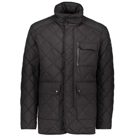 3/4 Quilted Coat