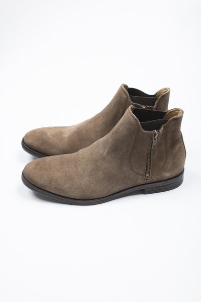 Mitchell Suede Tobacco Boot