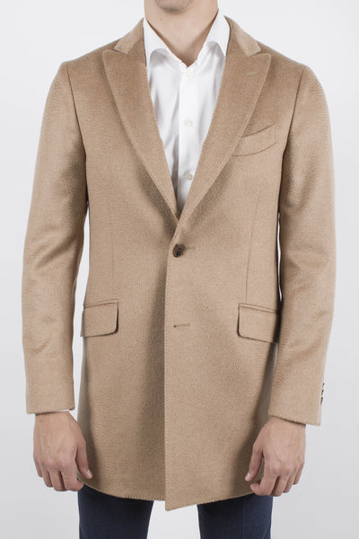 Two-Button Coat
