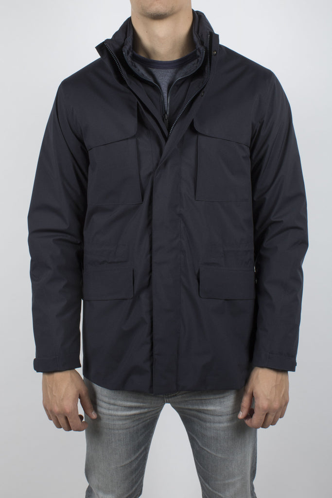 3 in 1 Shell Jacket