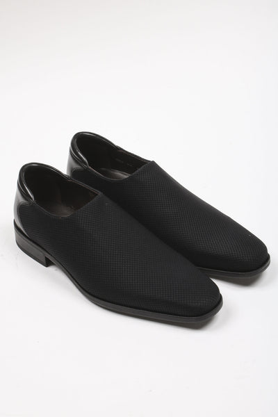 Stretch Mesh Loafer