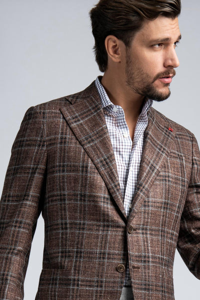 Musa Soft Tweed Sport Jacket