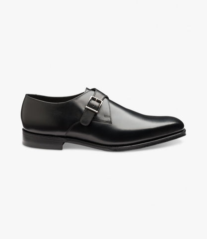 Buckle Monk Strap Shoe