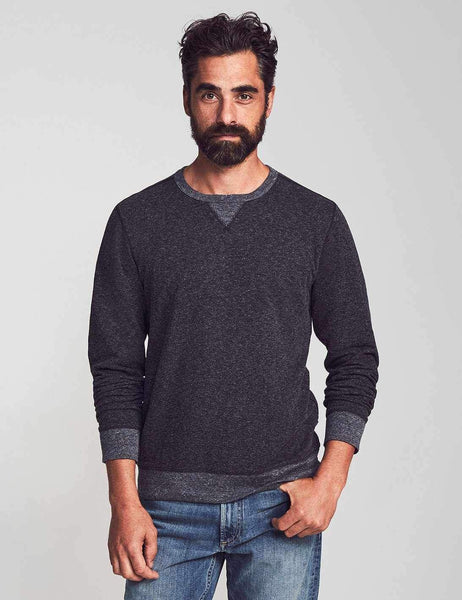 Dual Knit Sweatshirt