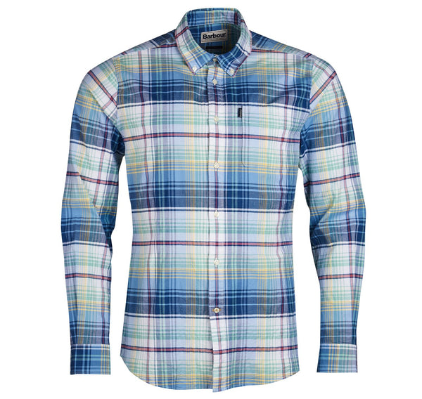 Oxford Checked 2 Shirt
