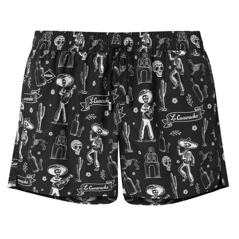 La Cucaracha Swim Trunk