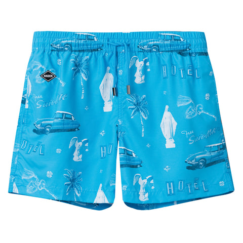 Sausalito Swim Trunk