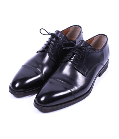 Blucher Cap Toe Shoe