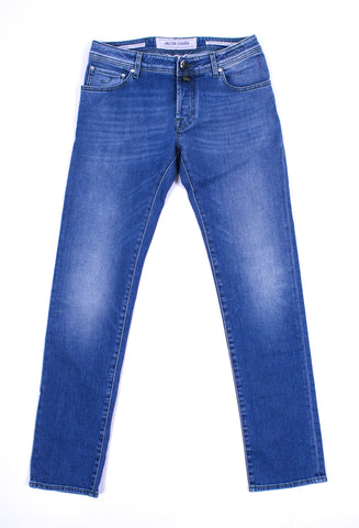 Mid-Rise Slim Fit Jean