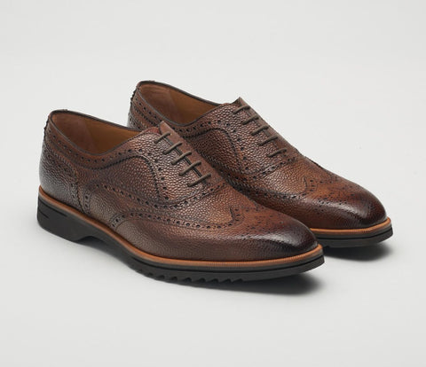 Wingtip Oxford Shoe