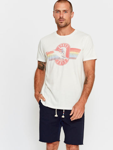 'Apres' Surf Crew Neck T-Shirt